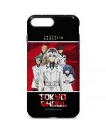 Tokyo Ghoul re Red Splatter iPhone 7 Plus Pro Case