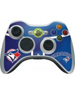 Toronto Blue Jays Alternate Jersey Xbox 360 Wireless Controller Skin