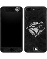 Toronto Blue Jays Dark Wash iPhone 8 Plus Skin