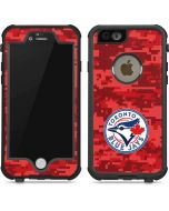 Toronto Blue Jays Digi Camo iPhone 6/6s Waterproof Case