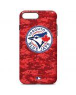 Toronto Blue Jays Digi Camo iPhone 7 Plus Pro Case