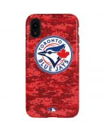 Toronto Blue Jays Digi Camo iPhone XR Pro Case