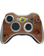 Toronto Blue Jays Engraved Xbox 360 Wireless Controller Skin