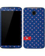 Toronto Blue Jays Full Count Google Nexus 6 Skin