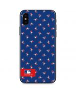 Toronto Blue Jays Full Count iPhone X Skin
