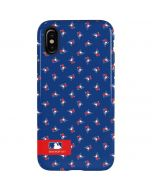 Toronto Blue Jays Full Count iPhone XS Pro Case