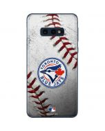 Toronto Blue Jays Game Ball Galaxy S10e Skin