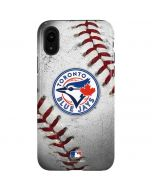 Toronto Blue Jays Game Ball iPhone XR Pro Case