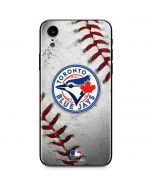 Toronto Blue Jays Game Ball iPhone XR Skin