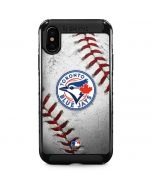 Toronto Blue Jays Game Ball iPhone XS Max Cargo Case
