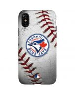 Toronto Blue Jays Game Ball iPhone XS Pro Case