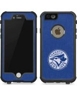 Toronto Blue Jays Monotone iPhone 6/6s Waterproof Case