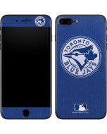 Toronto Blue Jays Monotone iPhone 7 Plus Skin