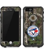 Toronto Blue Jays Realtree Xtra Green Camo iPhone 6/6s Waterproof Case