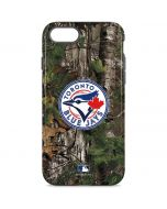 Toronto Blue Jays Realtree Xtra Green Camo iPhone 8 Pro Case