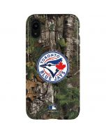 Toronto Blue Jays Realtree Xtra Green Camo iPhone XR Pro Case