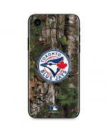 Toronto Blue Jays Realtree Xtra Green Camo iPhone XR Skin