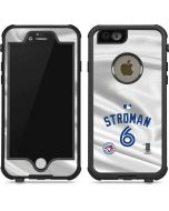 Toronto Blue Jays Stroman #6 iPhone 6/6s Waterproof Case