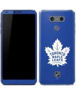 Toronto Maple Leafs Color Pop LG G6 Skin