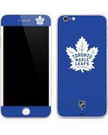 Toronto Maple Leafs Color Pop iPhone 6/6s Plus Skin