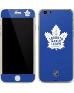 Toronto Maple Leafs Color Pop iPhone 6/6s Skin
