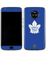 Toronto Maple Leafs Color Pop Moto X4 Skin