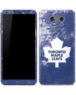 Toronto Maple Leafs Frozen LG G6 Skin
