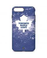 Toronto Maple Leafs Frozen iPhone 8 Plus Pro Case