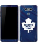 Toronto Maple Leafs Home Jersey LG G6 Skin