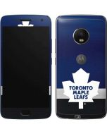Toronto Maple Leafs Jersey Moto G5 Plus Skin