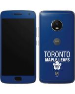 Toronto Maple Leafs Lineup Moto G5 Plus Skin