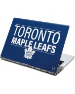 Toronto Maple Leafs Lineup Yoga 910 2-in-1 14in Touch-Screen Skin