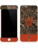Toronto Maple Leafs Realtree Max-5 Camo iPhone 6/6s Plus Skin