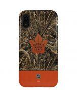 Toronto Maple Leafs Realtree Max-5 Camo iPhone XR Pro Case