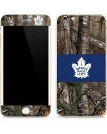 Toronto Maple Leafs Realtree Xtra Camo iPhone 6/6s Plus Skin
