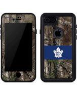 Toronto Maple Leafs Realtree Xtra Camo iPhone 7 Waterproof Case