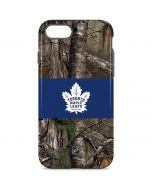 Toronto Maple Leafs Realtree Xtra Camo iPhone 8 Pro Case