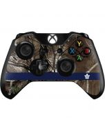 Toronto Maple Leafs Realtree Xtra Camo Xbox One Controller Skin