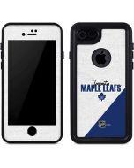 Toronto Maple Leafs Script iPhone 7 Waterproof Case