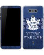 Toronto Maple Leafs Vintage LG G6 Skin