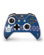 Toronto Maple Leafs Vintage Xbox One S Controller Skin