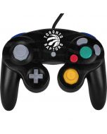 Toronto Raptors Animal Print Nintendo GameCube Controller Skin