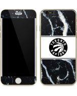 Toronto Raptors Marble iPhone 6/6s Skin