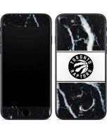 Toronto Raptors Marble iPhone 7 Skin