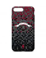 Toronto Raptors Red and Black Digi iPhone 7 Plus Pro Case