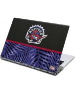Toronto Raptors Retro Palms Yoga 910 2-in-1 14in Touch-Screen Skin