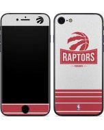 Toronto Raptors Static iPhone 7 Skin