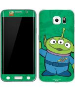 Toy Story Alien Galaxy S6 Edge Skin