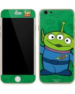 Toy Story Alien iPhone 6/6s Skin