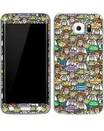Toy Story Characters Galaxy S6 Edge Skin